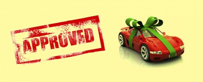 loan approved car