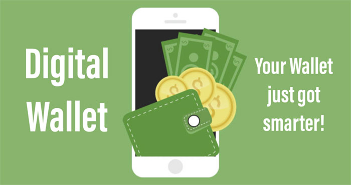 digital wallet bank